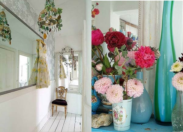 Evde Çiçek Dekorasyonu galerisi resim 6