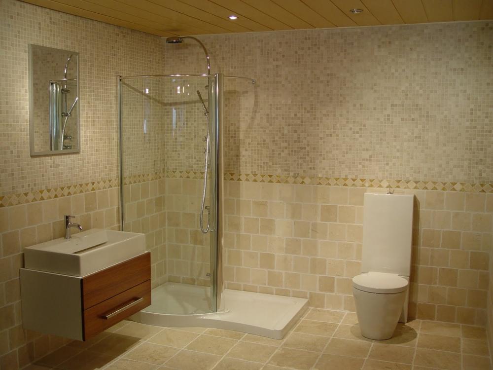 Doğal Taş Kaplama Banyolar galerisi resim 1