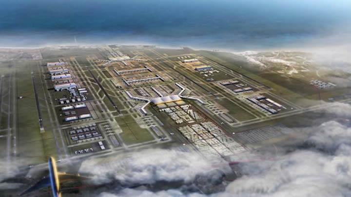 Üçüncü Havalimanı projesi yargıya taşındı!