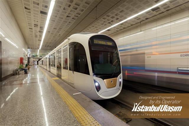 """İstanbul Tramvayı Uluslararası Berlin Fuarı""""na doğru yola çıktı"""