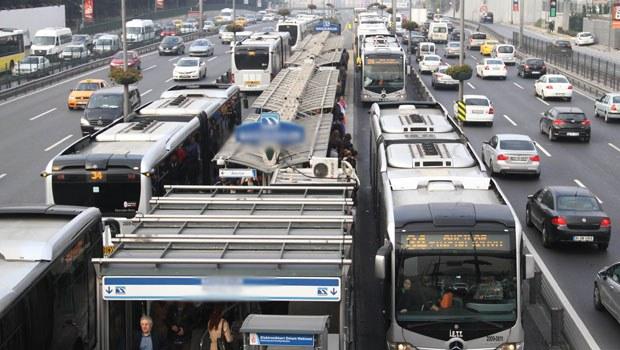 E-5'i ve metrobüsü kullananlar dikkat