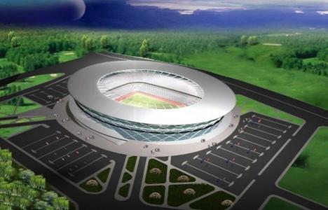 Kocaeli yeni stadyum projesinin temeli atıldı! 33 bin kişilik dev stadyum!