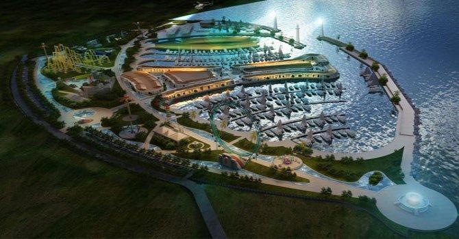 Türkiye'nin en büyük üçüncü marinası Tuzla'ya geliyor