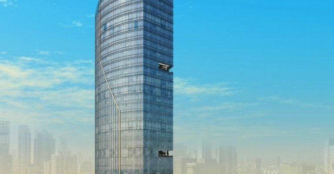 Regnum, Başkent'in en yüksek iş merkezine ismini verdi