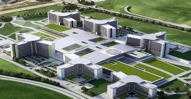 20 yeni şehir hastanesi geliyor
