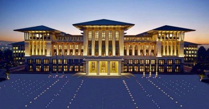 TOKİ'nin Cumhurbaşkanlığı Sarayı'ndan alacağı mı var?