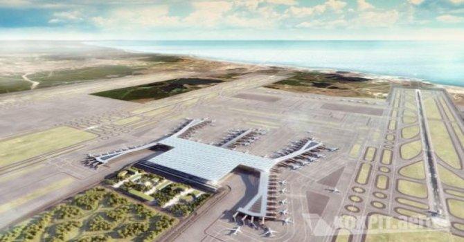 3.Havalimanı son görüntüler!