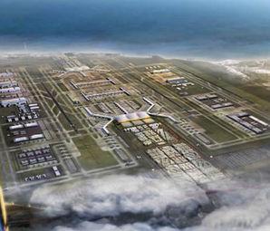 Üçüncü havalimanında yer teslimi yapılmadı kot düşecek!