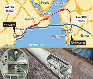 Avrasya Tüneli ne zaman tamamlanacak?
