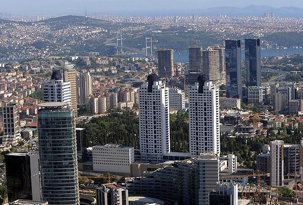 İstanbul uluslararası finans liginde hızlı yükseliyor