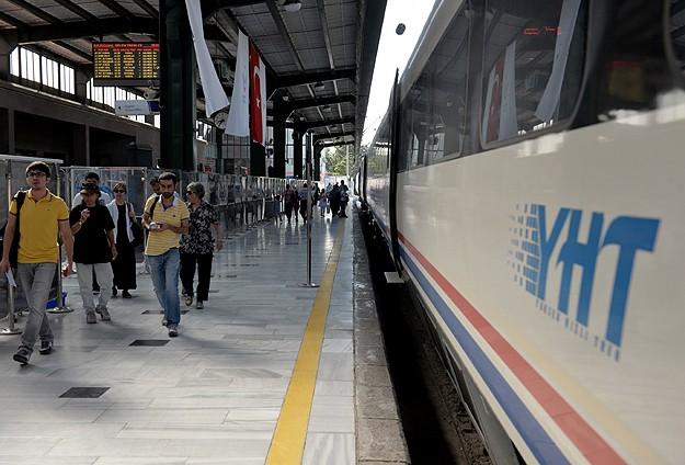Ankara-İstanbul YHT hattında güvenlik sorunu yok