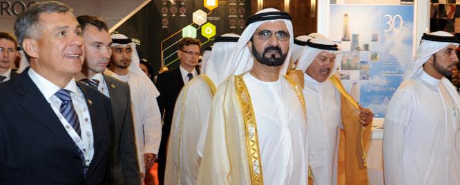 Dubai Gayrimenkul Fuarı gün sayıyor