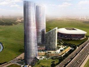 Eroğlu Gayrimenkul Cityscape Fuarı'nda Arap yatırımcıların gözdesi oldu!