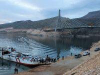 Türkiye'nin 3. büyük köprüsü yaya trafiğine açıldı
