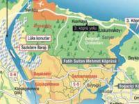 Kanalistanbul çevresinde nüfus azaltılıyor